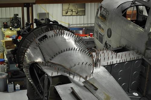 Photo of AT-11 Restoration