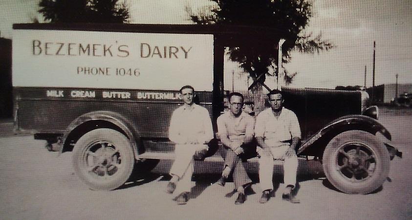 Bezemek Dairy - Albuquerque Historical Society