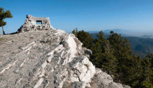 Photo of CCC Kiwanis Cabin - Sandia Crest NM