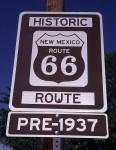 Historic R66 Sign