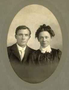 Photo of James and Mary Bezemek