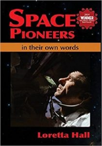 Cover of Space Pioneers: In Their Own Words