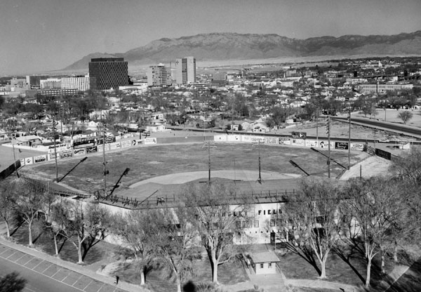 Albuquerque Historical Society - Tingly Field