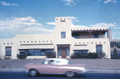 UNM Medical School Med II - 1963